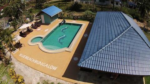 Blue Beach Bungalow Suite Bungalow 5