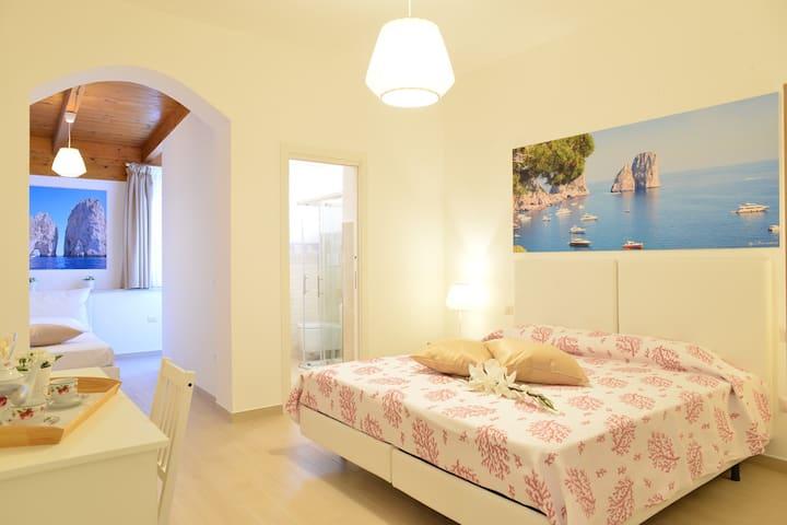 """Villa Miriam""B&B room Capri"
