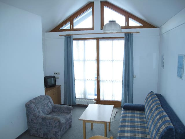Appartement-Anlage Ferienland Sonnenwald (Schöfweg), Appartement Typ C (ca. 41qm) mit Balkon/ Terrasse für 4 Personen