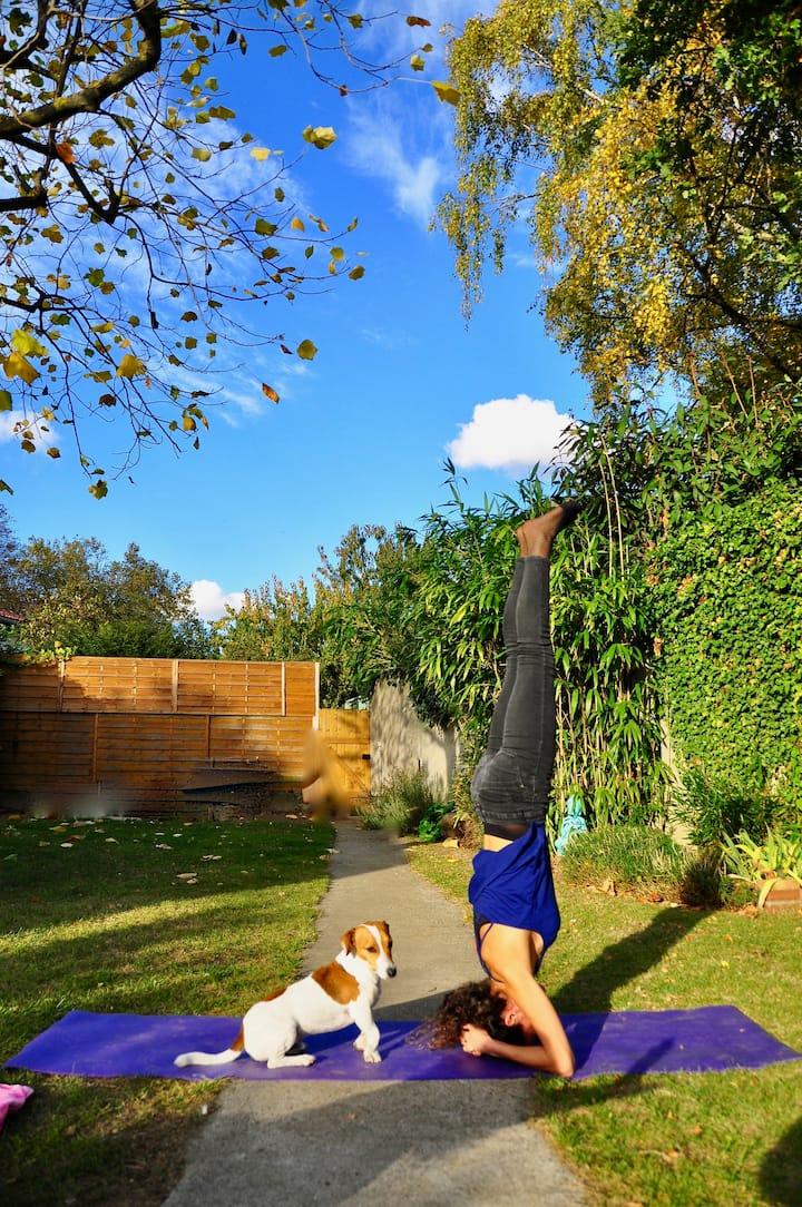 Hatha Yoga - Ely & Léo