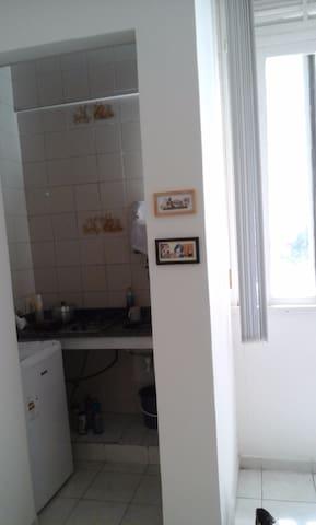 conjugado para duas pessoas no catete - Rio de Janeiro - Appartement