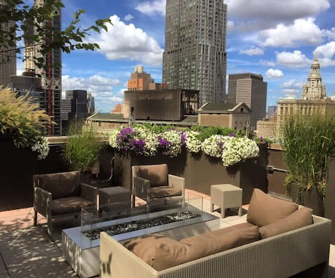 Financial District Luxury Experience