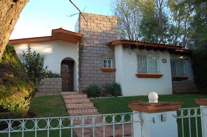 Casa San Felipe Tequisquiapan