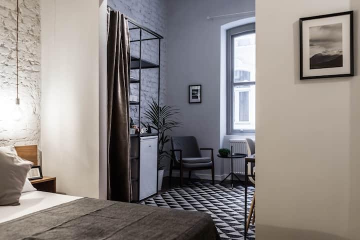 Lush Design Studio in Heritage Building @ Galata