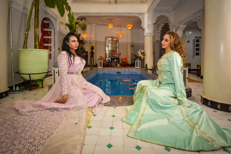 Soyez les bienvenus Welcome Riad Eloise Medina Marrakech