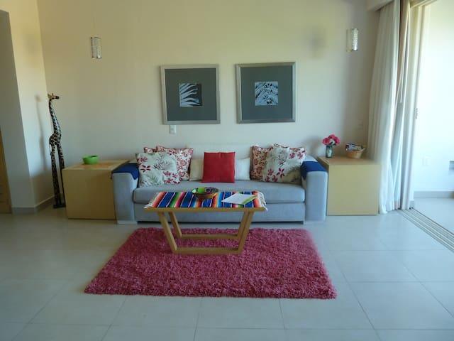 1 Bdrm Condo-Peaceful Secure Oasis - Nuevo Vallarta - Apartment