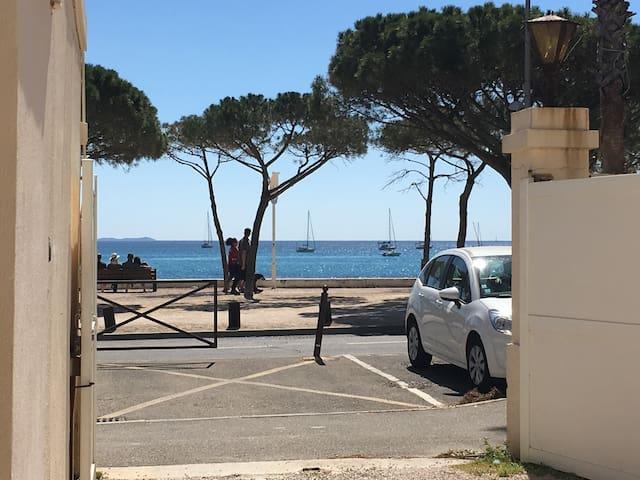 Studio bord de plage La Ciotat