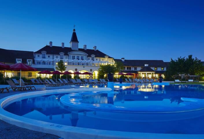 Marriott Village Ile de France