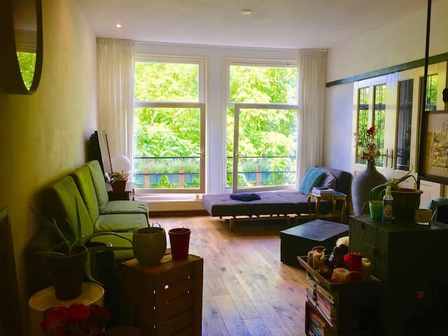 Lovely room in nice apartment