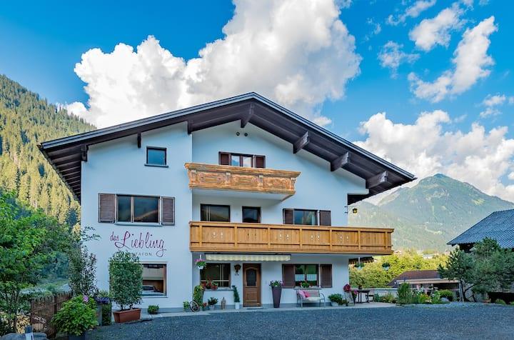 sehr großes Ferienhaus mit Wellness bei Talstation