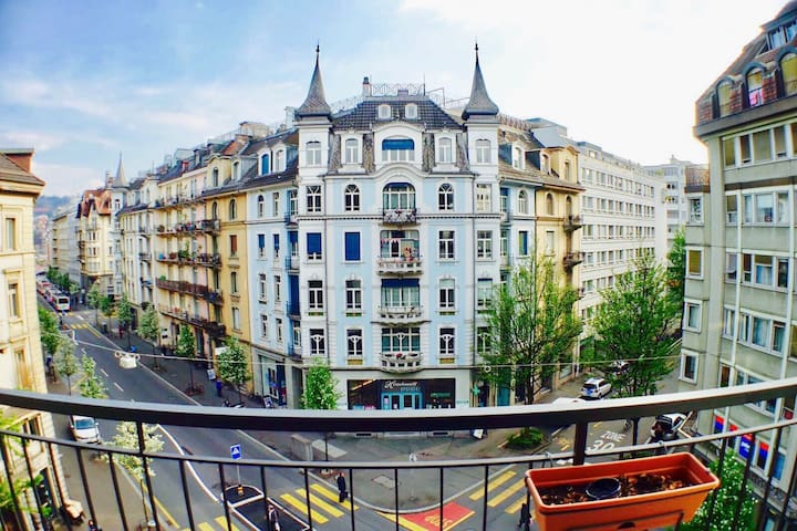 Apartment in the Heart of Lucerne - Lucerna - Apartament