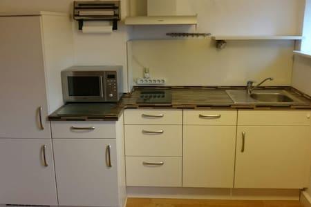 Kleine Wohnung inmitten von Warnemünde - Rostock - 公寓