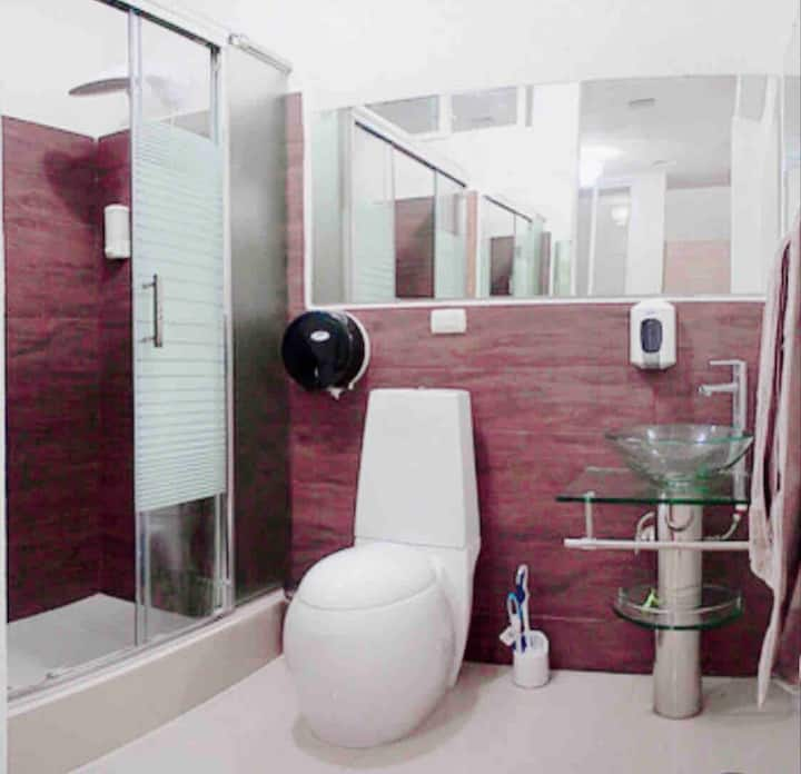 New Luxury Apartment Gated Community
