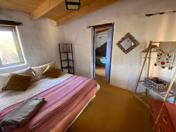 Cabaña de los Chañares, SPA -Rústico