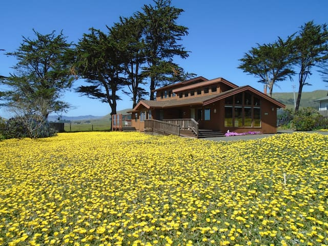 Casa Del Sol - Bodega Bay - Talo