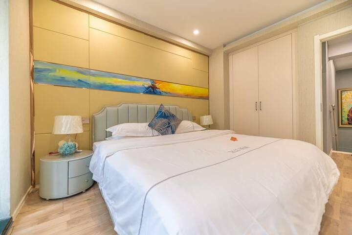 温馨复式大床房
