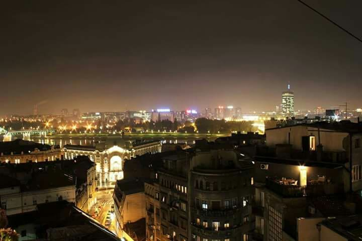 Penthouse at the heart of the city - Beograd
