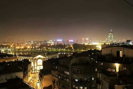Penthouse at the heart of the city - Belgrad