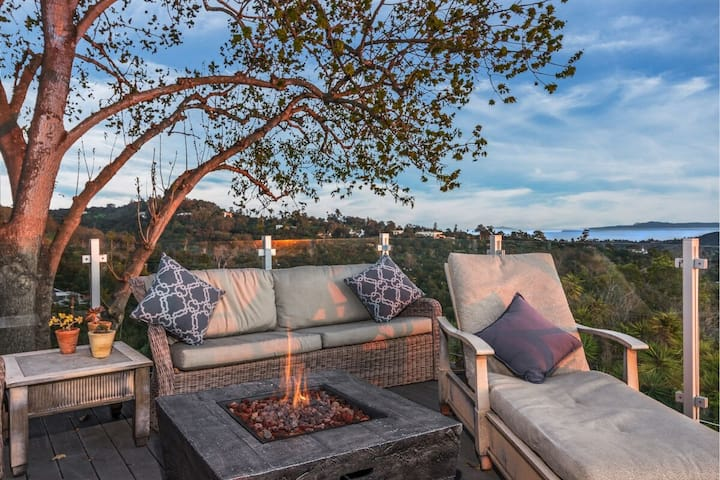 Paradise View - A Blissful View from Mission Canyon