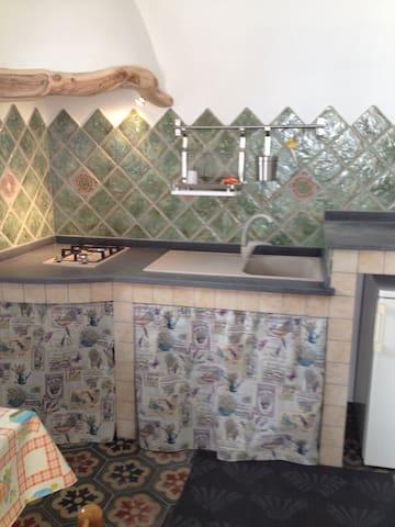 Mini appartamento al centro per due