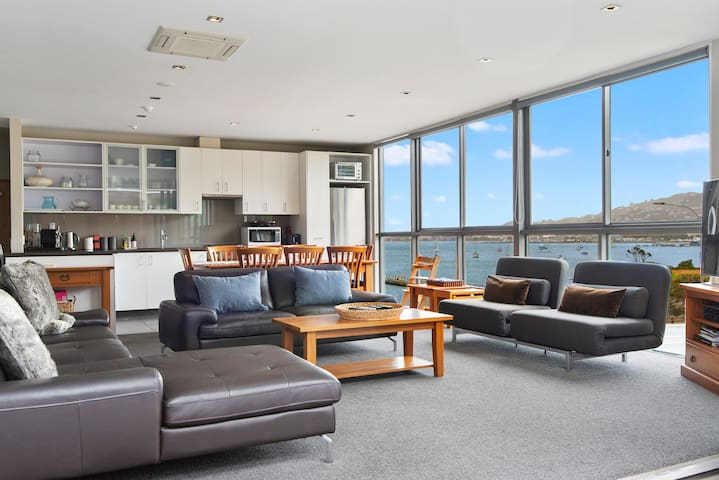 The Penthouse on Evans Bay