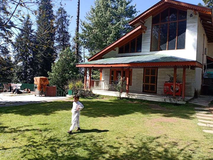 Nathiagali resort