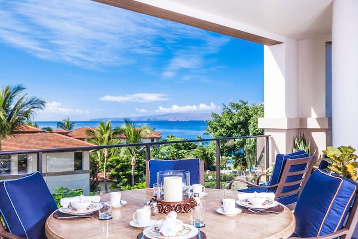 APRIL SAVINGS:VACATION IN YOUR OWN PRIVATE MAUI PARADISE! Azure Azul M212 at Wailea Beach Villas!
