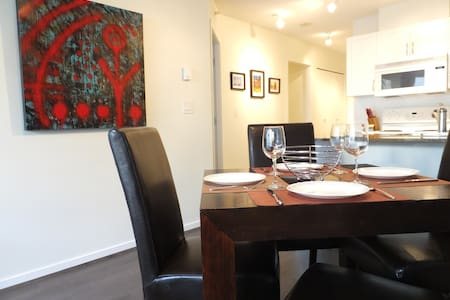 CENTRAL LOCATION  - Stylish & Hip - Vancouver - Wohnung
