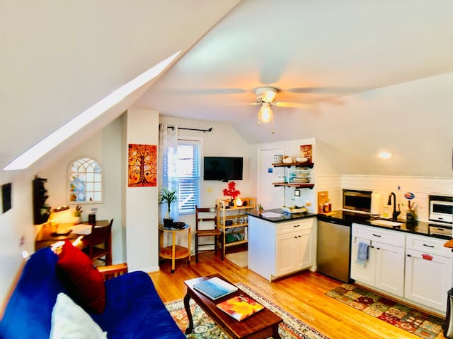 Charming & Convenient Guest Suite minutes to UVA