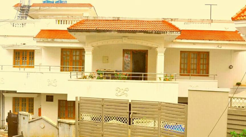 Aishwarya bhavan,Ooty Home stay