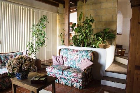 Amplia casa con vista espectacular en Queretaro