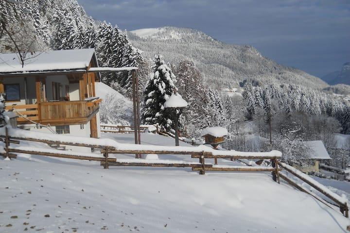 Cozy Chalet in Niederndorf bei Kufstein near Ski Area