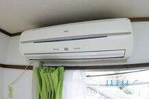 Air conditioning, Heating,