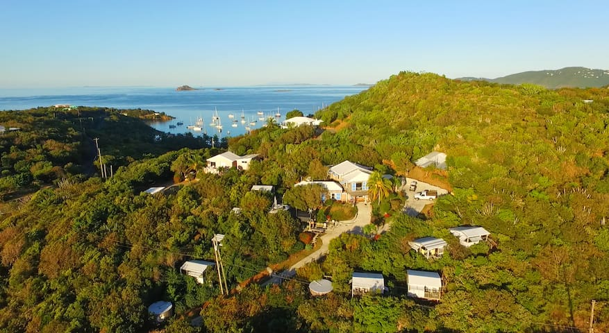 *NO GUEST SERVICE FEE* Virgin Islands Campground #5