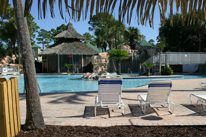 Relax and Enjoy Perdido Key, Poolside or Beachside