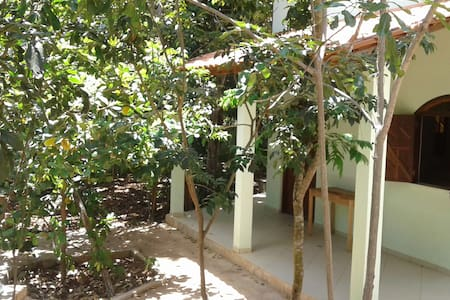 Casa espaçosa próximo ao Ribeirão do Meio - Lençóis