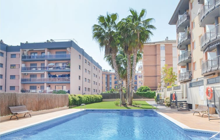 Holiday apartment with 1 bedroom on 48m² in Lloret de Mar