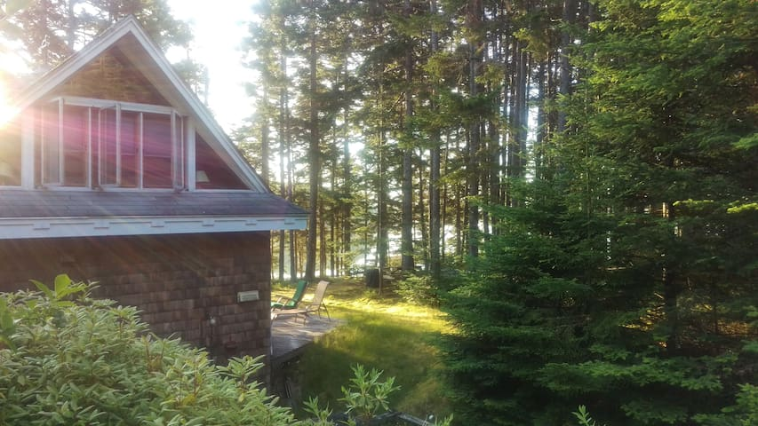 Seaside guest house - a nature lover's paradise! - Deer Isle - Talo