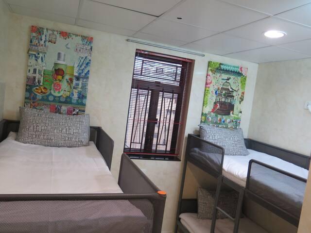 GROUP 4-BEDS @1 MIN MTR TST