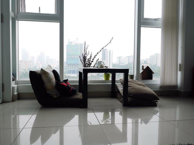Zen Suites mid valley Kuala Lumpur