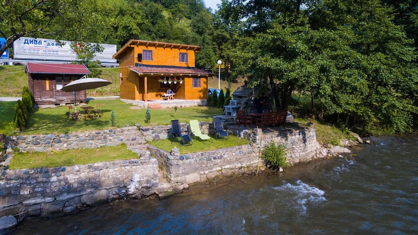 Paradise on the Vrbas River