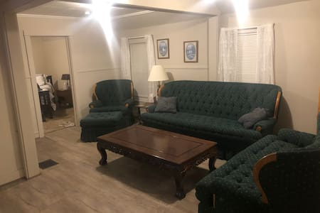 Clean Apartment Right In Town