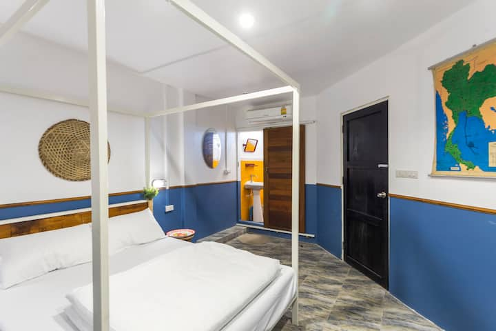 Private double bed room type 3