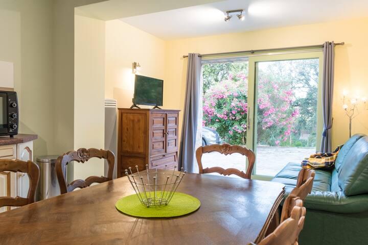 Appartement calme à Baracci