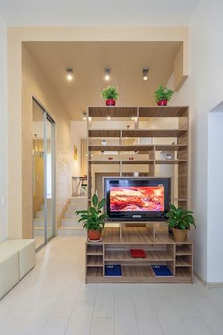 Апартаменты на Максимова, 5 - Yaroslavl' - Apartment