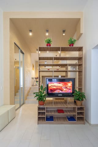 Апартаменты на Максимова, 5 - Yaroslavl' - Appartement