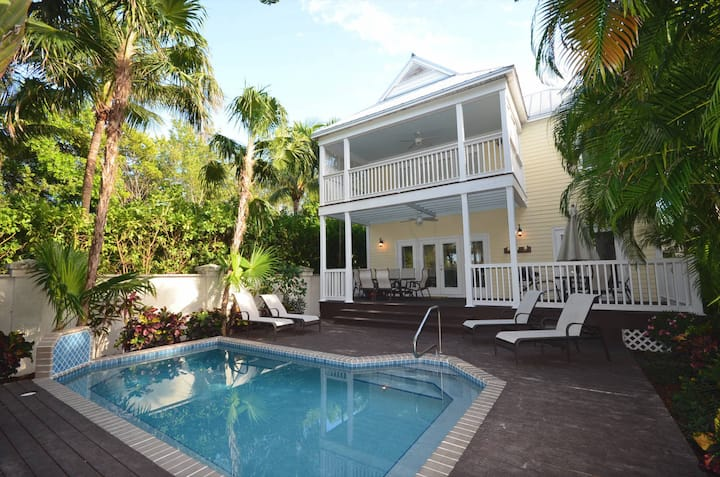 4 BR Sanctuary Villa on Duck Key w/ 35 foot dock