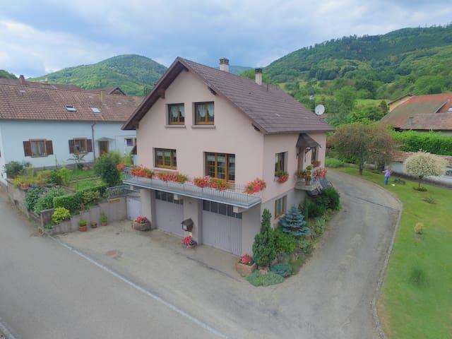 Gîte STEBLER - Breitenbach - Appartement