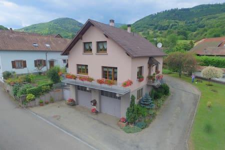 Gîte STEBLER - Breitenbach - Huoneisto