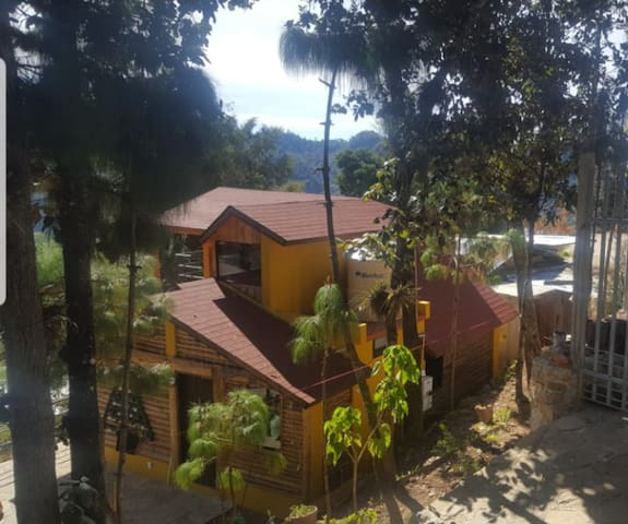 LIN K'AK' Cabaña San Cristobal de las casas